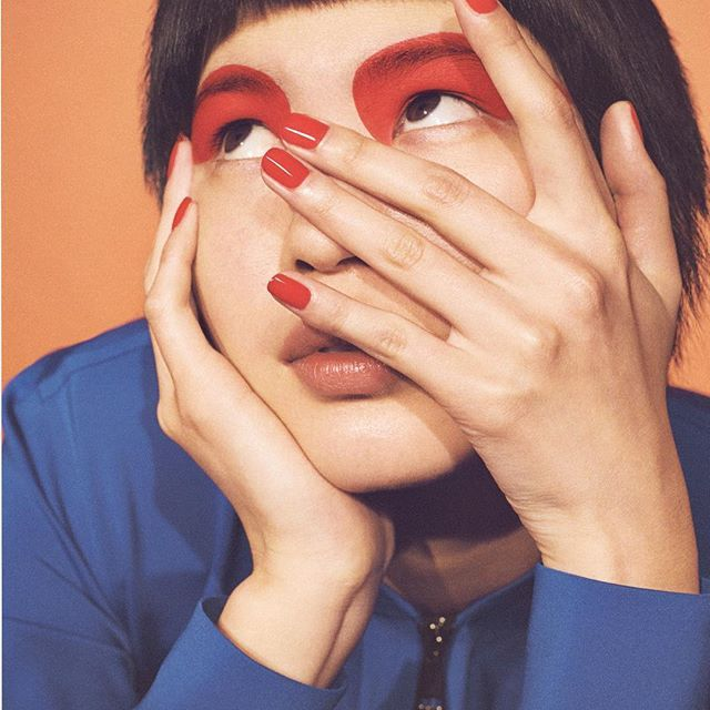 Manami Kinoshita By Emma Tempest For Vogue Japan 2017