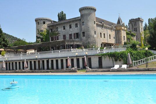Chateau de Fontager, France
