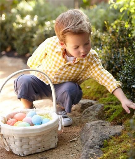 """Wish List Gift Ideas - Inspiration Boards - Decor for a """"Hoppy"""" Easter"""