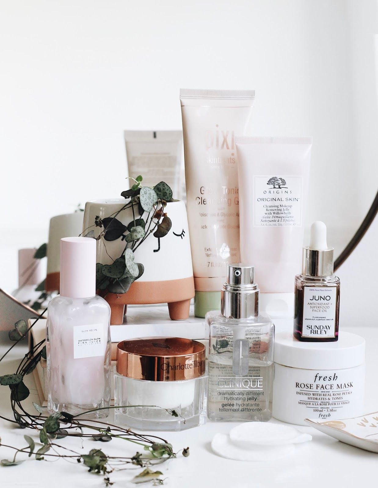 My Top High End Skincare Brands Top skin care products