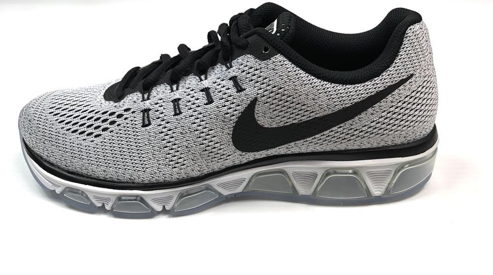 los angeles f1450 7dedb ... store nike air max tailwind 8 size 8 mens black grey oreo running shoes  805941 101