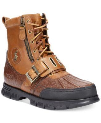 Polo Ralph Lauren Andres III Boots