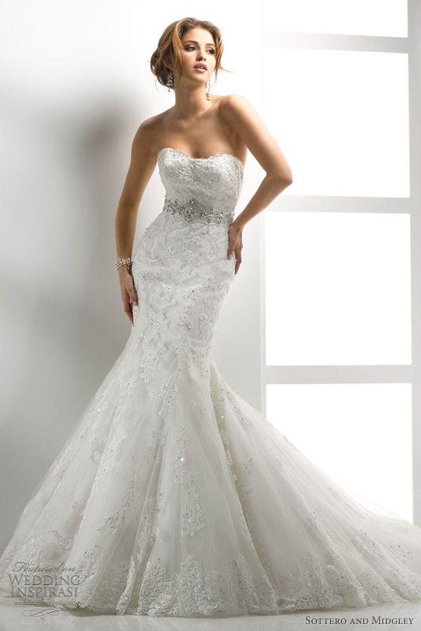 Sottero And Midgley Wedding Dresses 2012