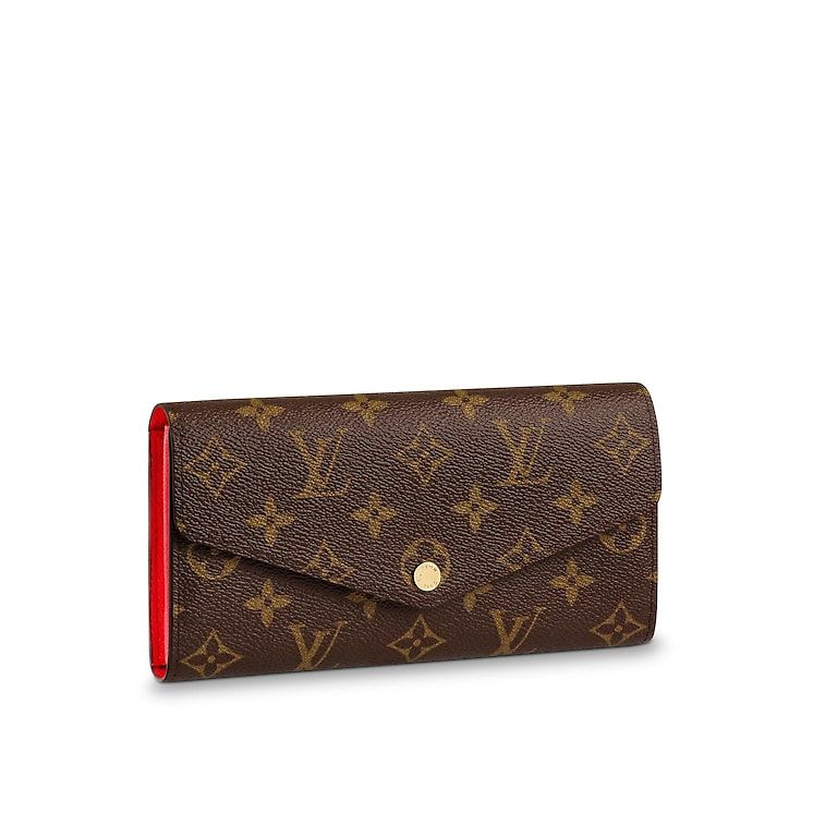 View 1 Monogram Small Leather Goods Wallets Sarah Wallet Louis Vuitton Louis Vuitton Sarah Wallet Louis Vuitton Wallet Louis Vuitton