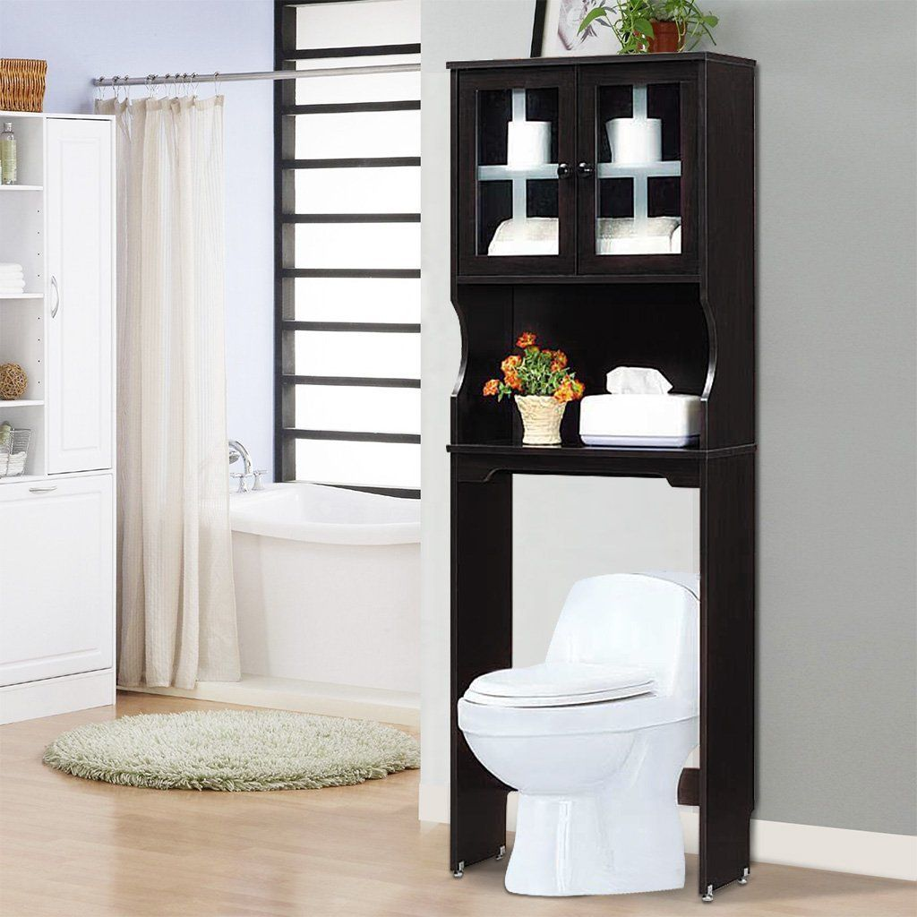 Amazon Com Allzone Bathroom Organizer Over The Toilet Storage