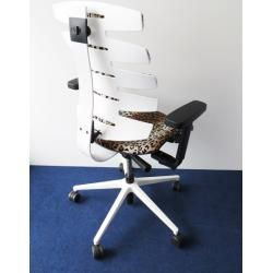 Photo of Office chair Sitag Wave Special Edition Ma Leopard on-site article Sitag