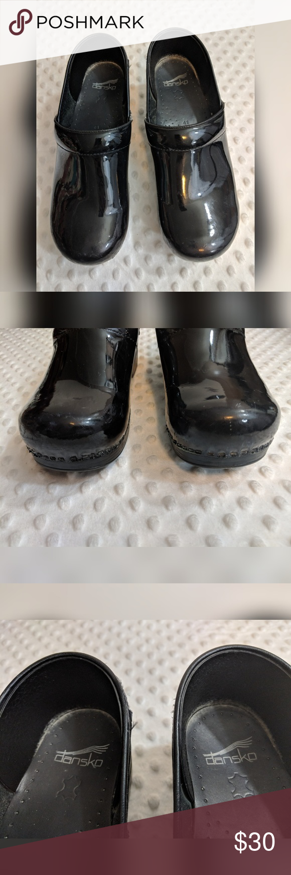 Dansko Size Chart States 41 10 5 11 Used Condition With Wear Shown In Photos Some Scuffs And Trim Shoes