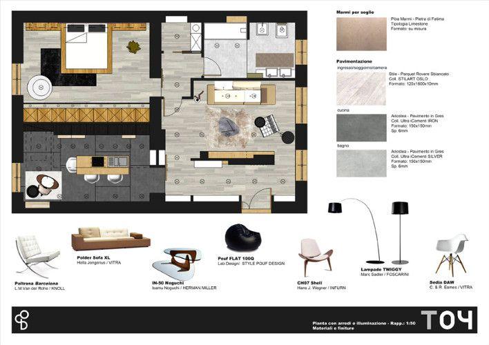 Layout a3 progetto architettura cerca con google for Building interior design software