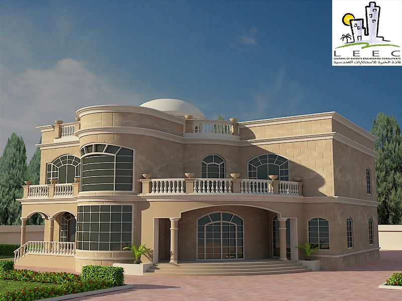 Leaders of experts engineering consultants engineering for Modern house uae