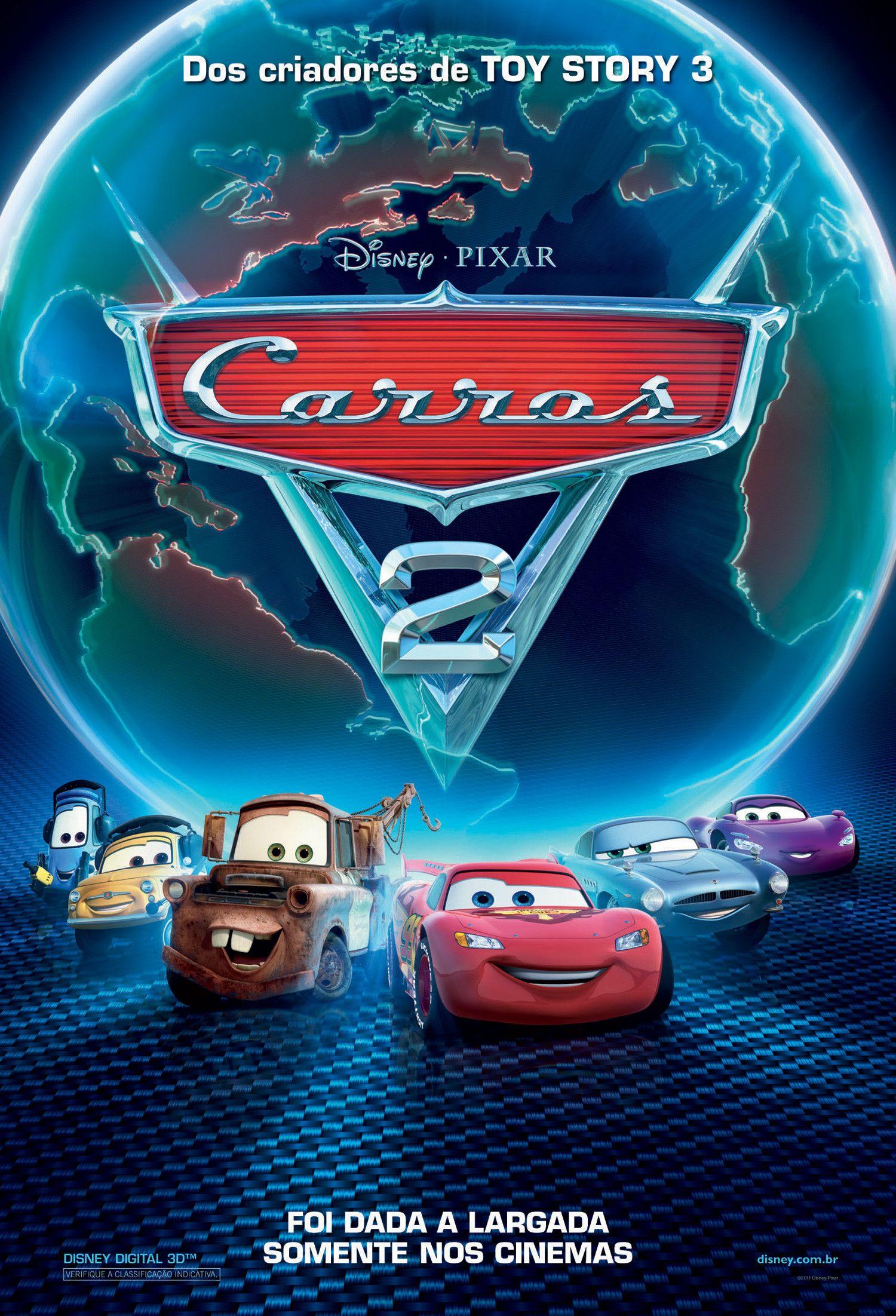 Carros 2 Filmes Infantis Carros 2 Filme Dicas De Filmes