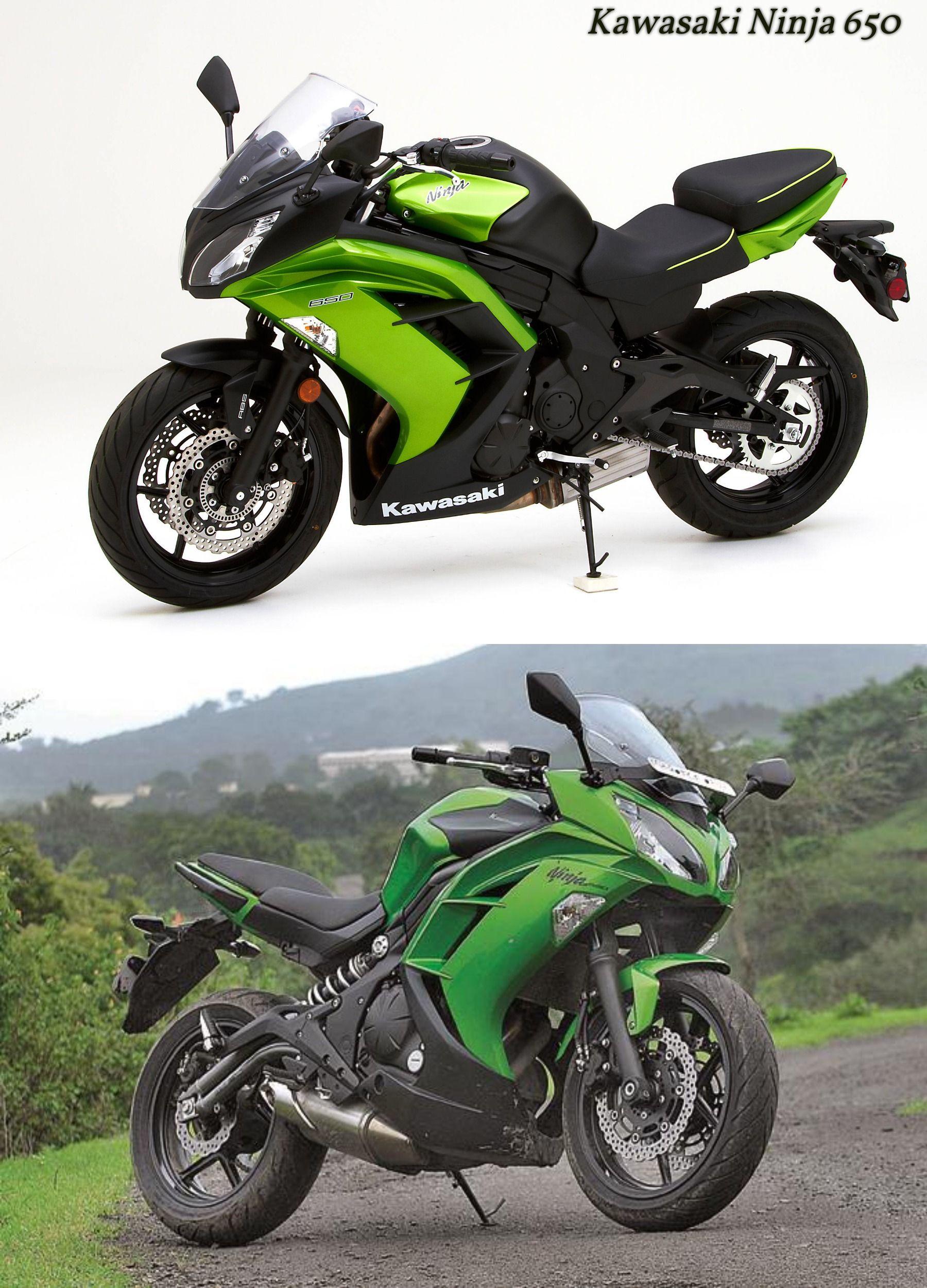 Kawasaki Ninja 650 Sales Upsurge Due To Price Slash Kawasaki