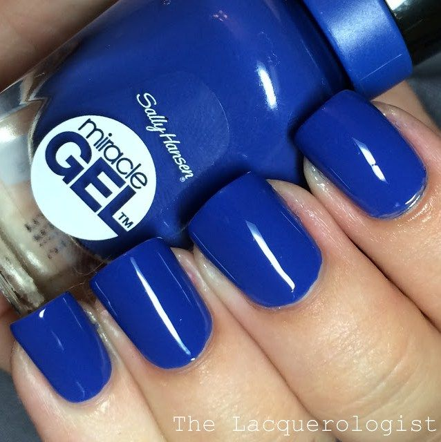 Sally Hansen Miracle Gel - Beatnik | Gel polish | Pinterest ...
