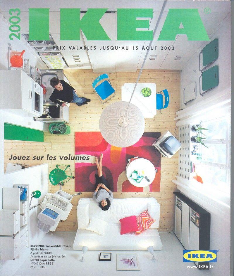 2003 | HomeBase | Ikea, Ikea office, Catalog