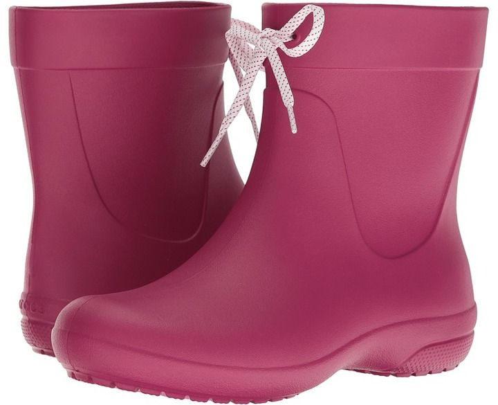 Crocs Freesail Shorty Rain Boot Women s Rain Boots  39b55aeda5
