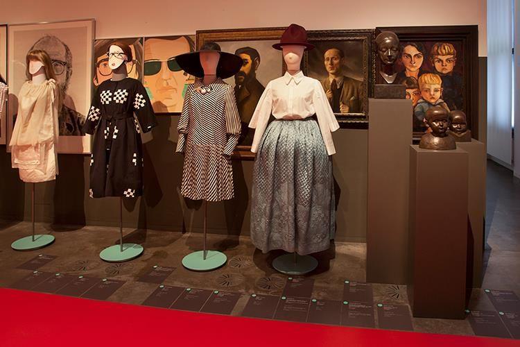 Mode, de musical. By Piet Paris in Centraal museum Utrecht