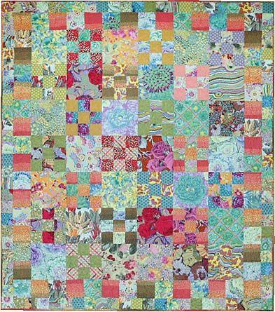 Kaffe Fassett Creative Rosy Quilt Fabric Pack Quilts Art Quilts Kaffe Fassett Fabric