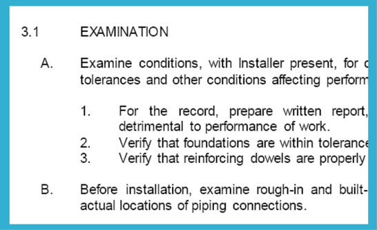 How To Prepare A Good Inspection  Test Plan Itp  Part