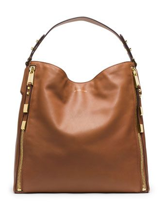 c40e09309 Michael Kors Large Miranda Zipper Shoulder Bag. | IN THE BAG ...