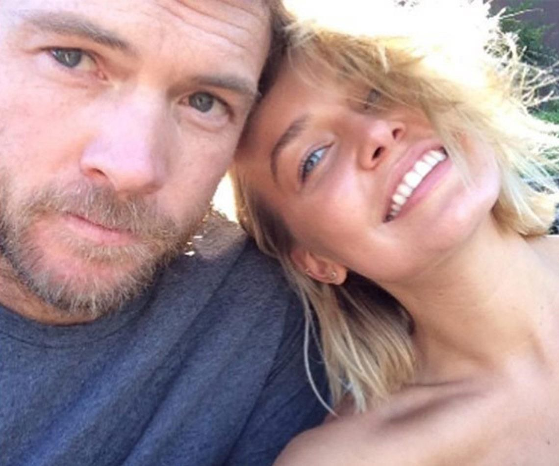 Aussie Model Lara Bingle has welcomed her first child with her movie ...