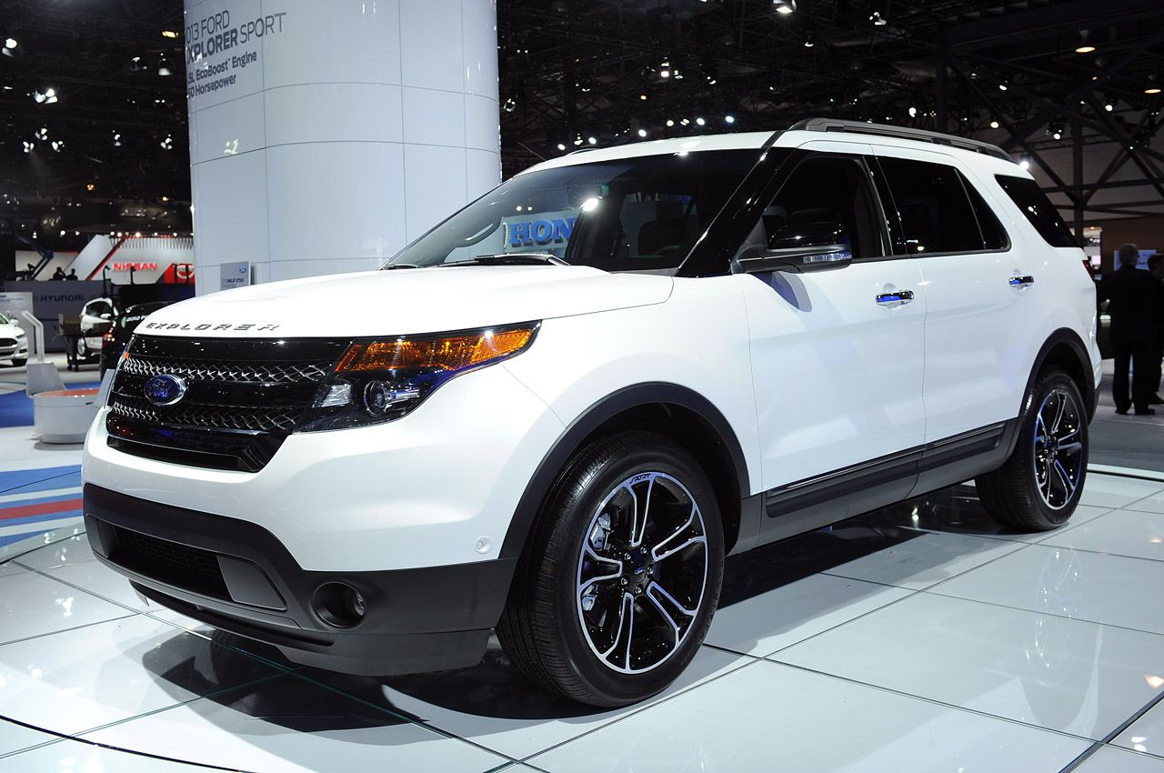 can на ford explorer 3