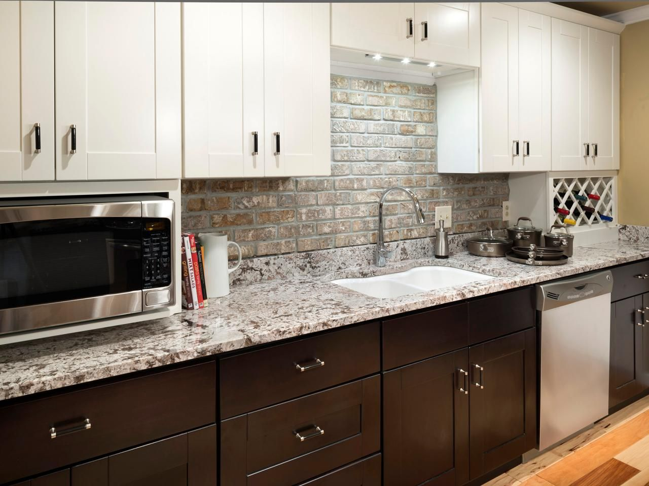 Neutral Granite Countertops  Granite Granite Countertop And Beauteous Kitchen Design Granite Decorating Design