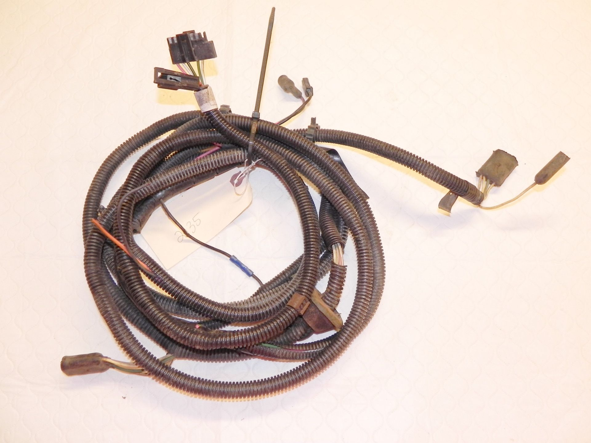 Jeep Cj578 Tail Light Wiring Harness For Parts Products Pinterest Cj5 Electrical Cj Draht