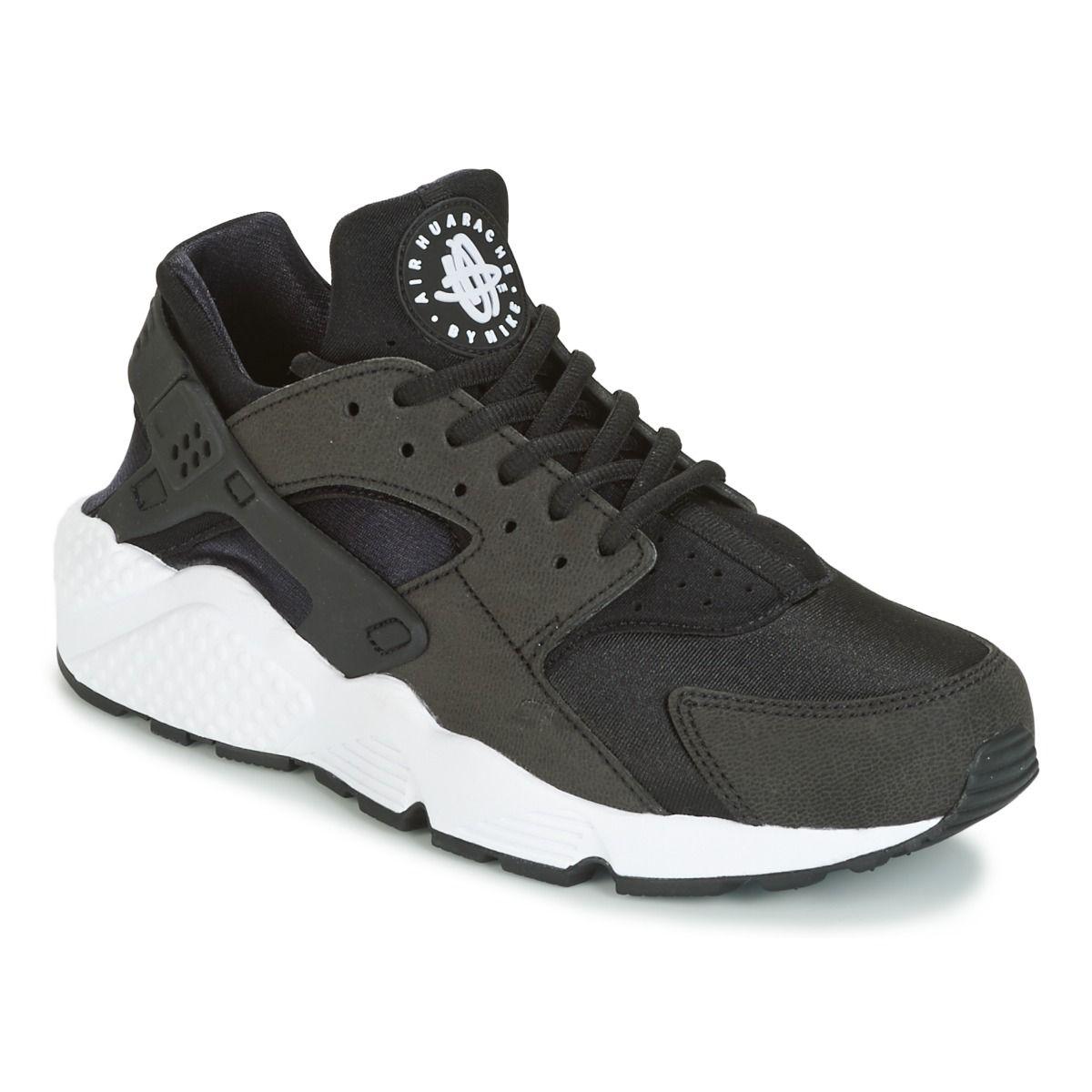 newest ccabd 8d1cb Nike AIR HUARACHE RUN W Noir