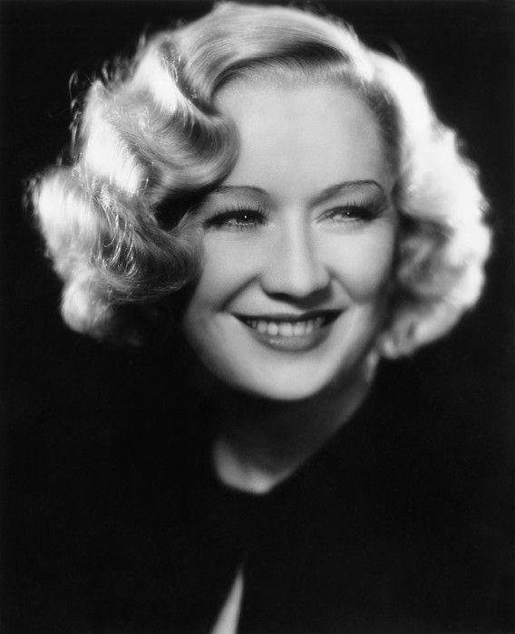 1930s hairstyles short hair 1930s hairstyles photograph miriam hopkins 1933 canvas print art by everett vintage