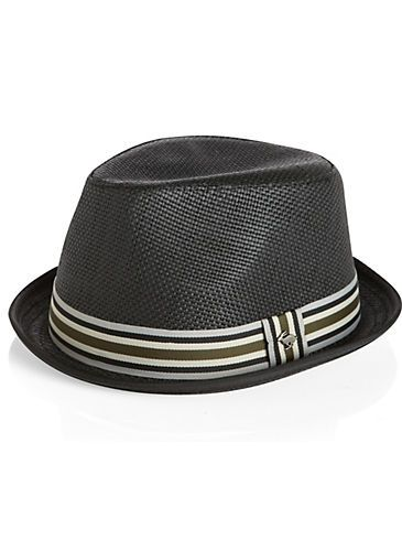 96d93ed4 Mens - Peter Grimm Black Fedora - Men's Wearhouse | ...my man ...
