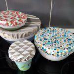 Tuto couture – Housse alimentaire lavable – Réduisons nos déchets! – Je bi …   – DIY