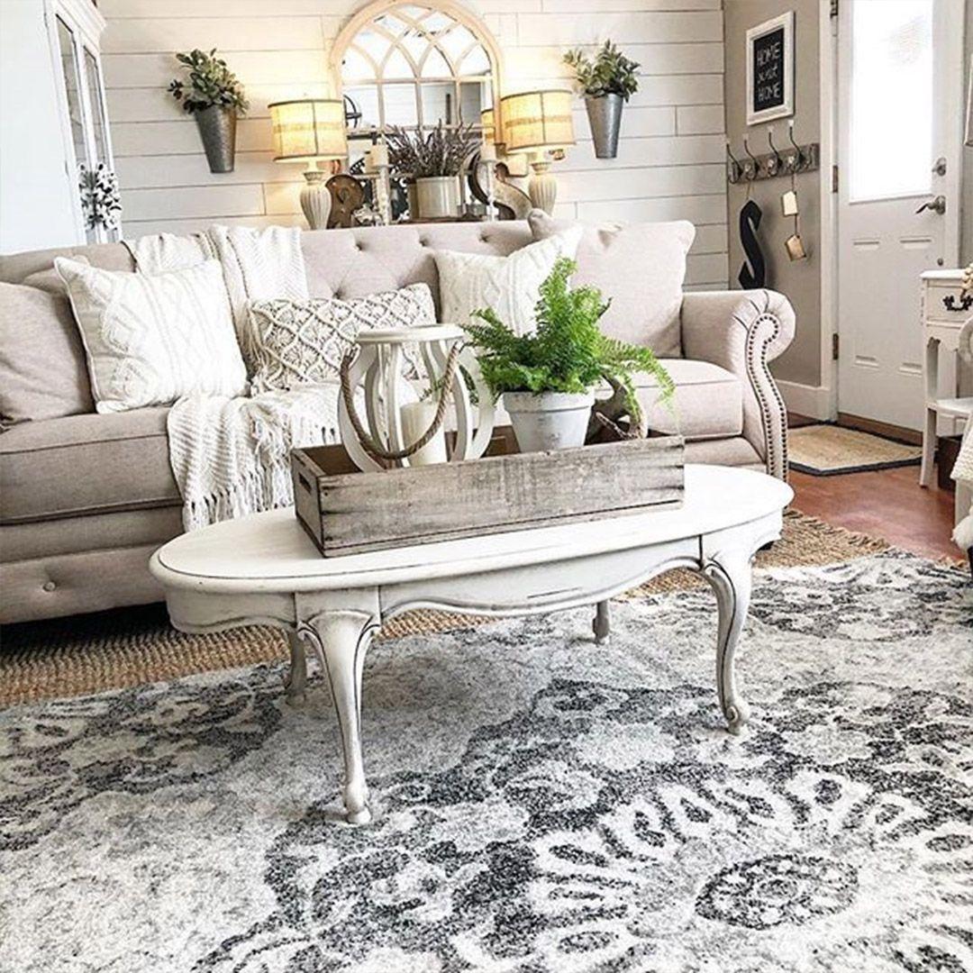 Elaziz Elz 2316 Area Rug Home Decor Farm House Living Room Rustic Living Room Design Country living area rugs
