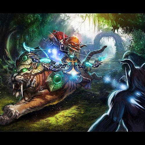 Pin On Games World of warcraft troll wallpaper