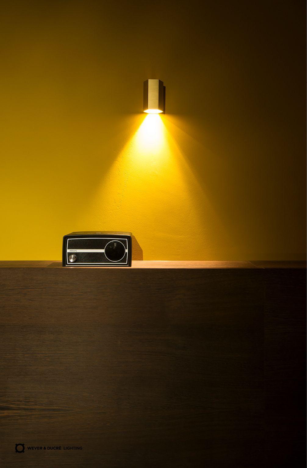 Hexo Mini Wall Surface Lighting Wever Ducre Verlichting Wallen Mini