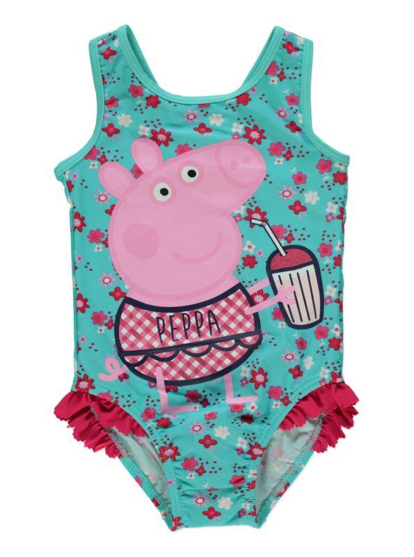 12611629600cf Peppa Pig Toddler bathing suit! My daughter loves Peppa | Olivia's ...