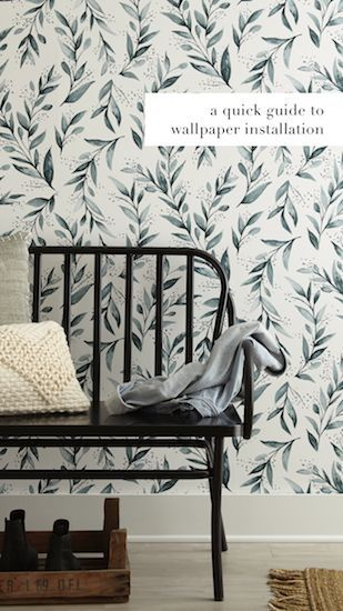 A quick guide to wallpaper installation Magnolia Home by