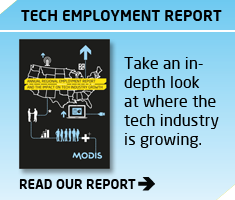 Tech Employment Report - Take an in-depth look at where the tech industry is growing. Read Our Report >