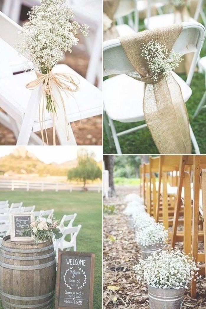 Diy Outdoor Wedding Ceremony Decoration Ideas On A Budget