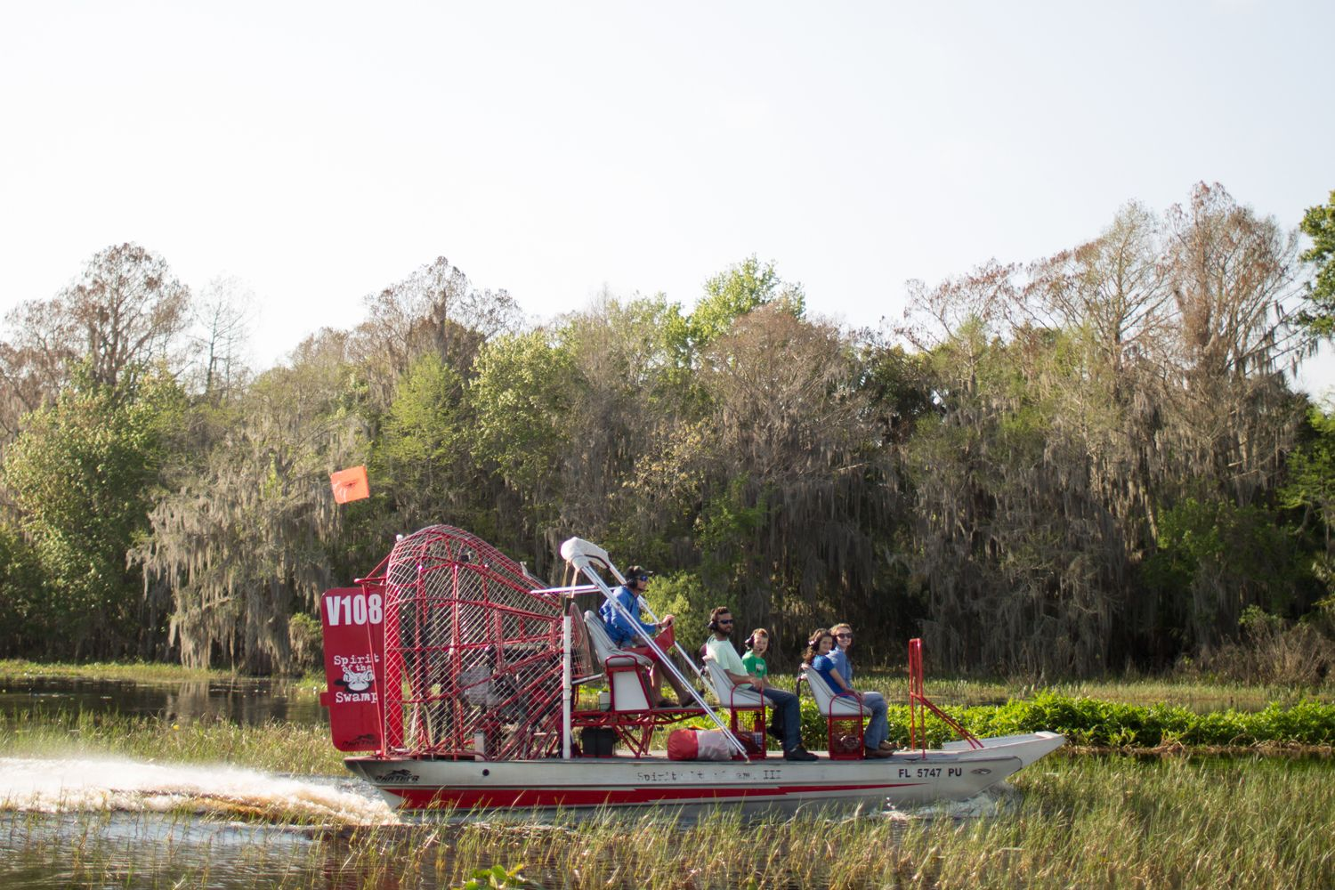 Orlando's Highest Rated Airboat Ride Ranked 1 by Trip