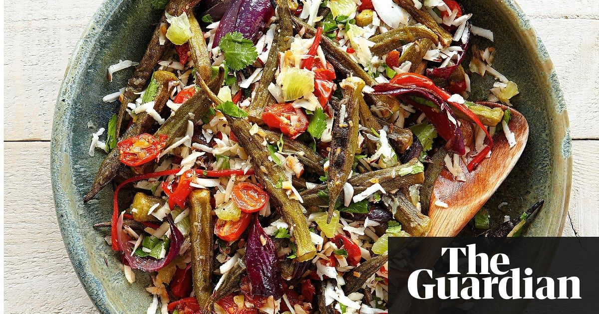 For The Love Of Pod Yotam Ottolenghi S Okra Recipes Koken