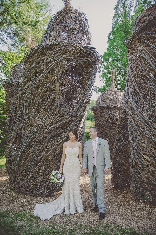Garden Wedding At Morris Arboretum In Philadelphia Pa Photography By Sharyn Frenkel Planning Kyle Michelle Weddings