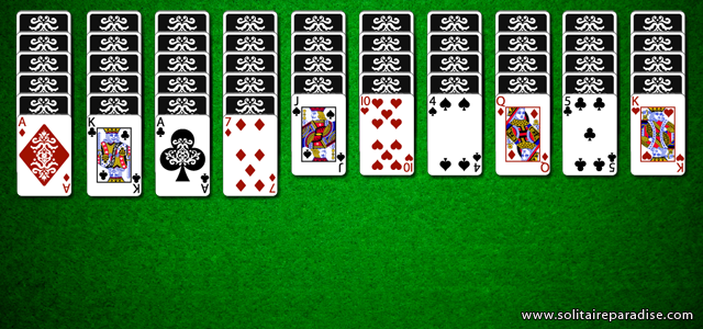 How to Play Spider Solitaire (With images) Spider