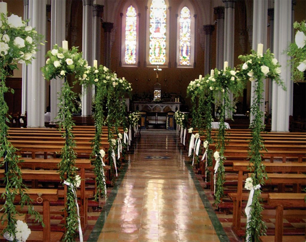 Wedding Church Decorations Easy DIY Flower Tutorials