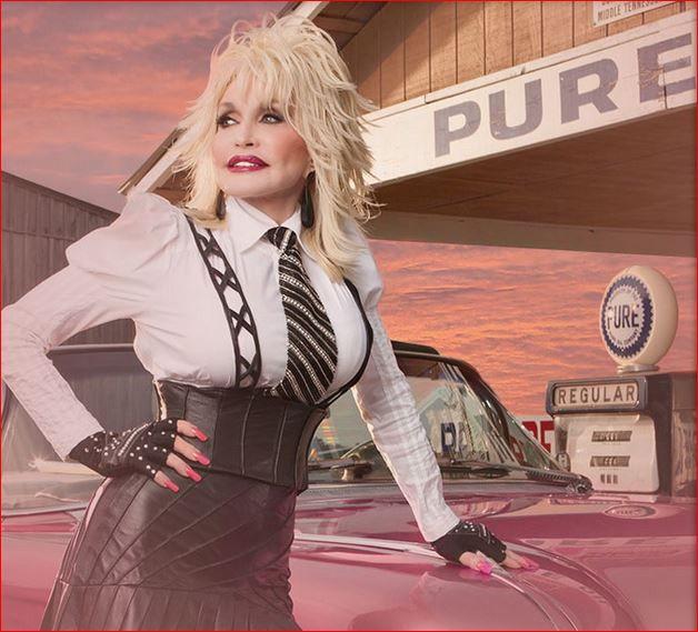 Dolly Parton On Blm