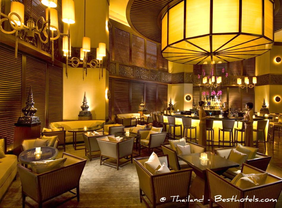 Hotel restaurants conrad bangkok hotel thailand best for 7 star thai cuisine