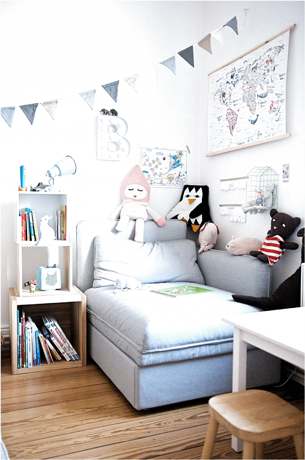 Babyzimmer Junge Wandgestaltung Babyzimmer