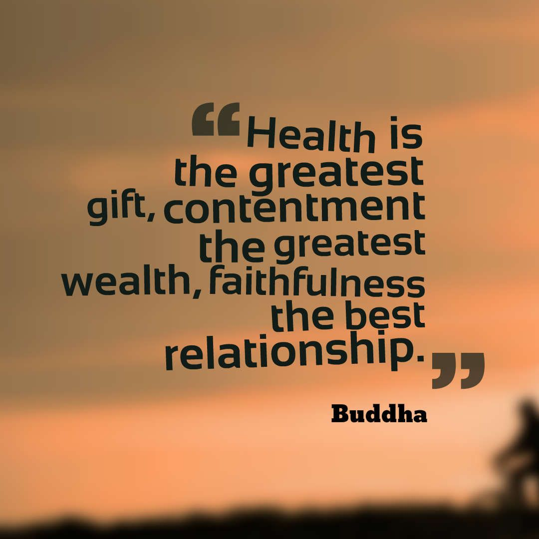 Top 10 Health Quotes