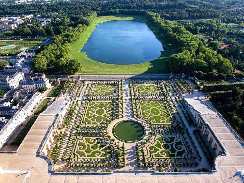 Royalty Pomp Chateau De Versailles Schloss Versailles Landschaftsbau Landschaftsdesign