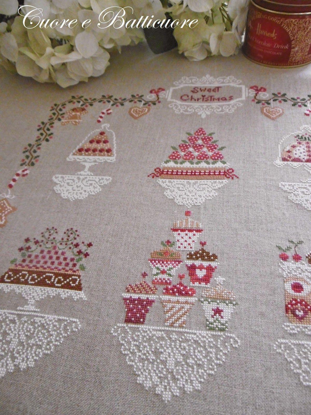 Pin de V Nuttall en Embroidery and Needlework   Pinterest   Punto de ...