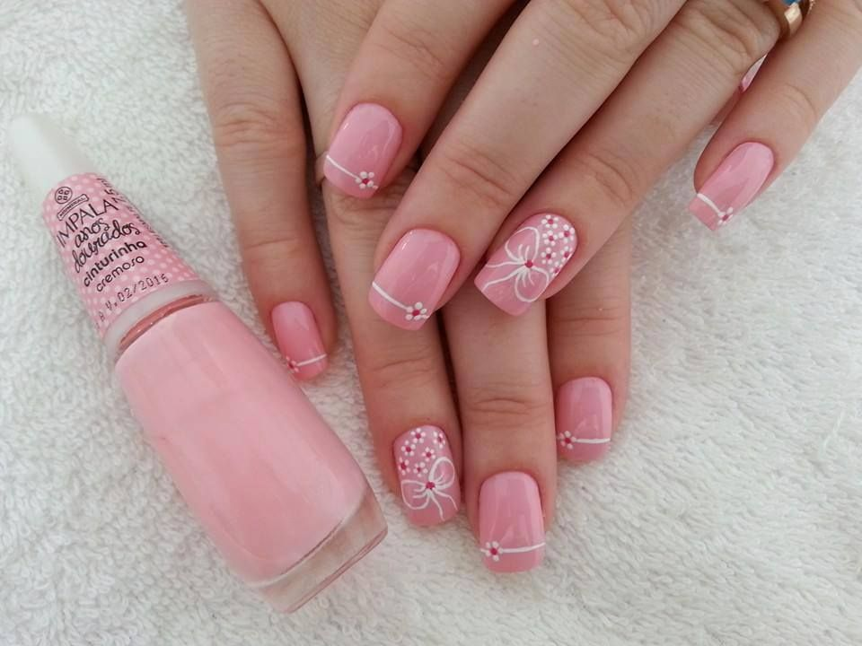 Absolutely love them! | Nail Design | Pinterest | Neutral nails ...