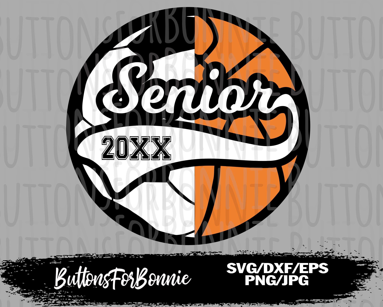 senior volleyball graduate svg graduate template cricut Senior template senior svg volleyball svg senior shirt svg cutting file